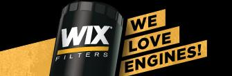 Wix Filters site
